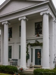 1802 Federal style with Greek Revival portico added