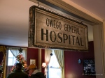 Owego General Hospital sign