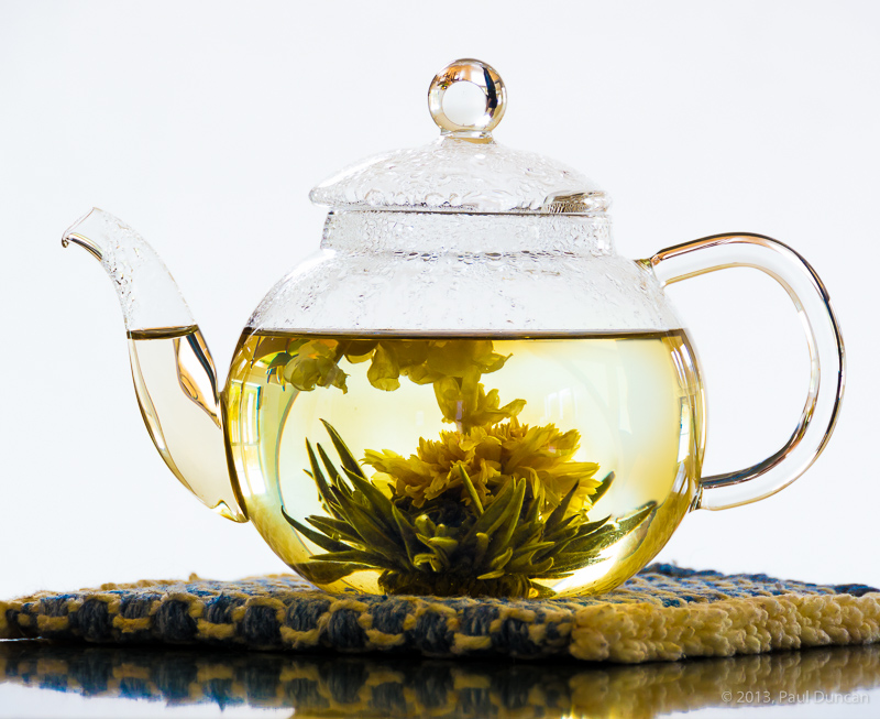 Image result for dry flowers that bloom in tea