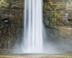 Taughannock Falls detail