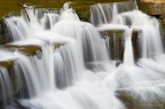 Lower Falls at Taughannock Falls State Park