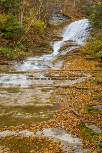 Waterfall on Buttermilk Creek