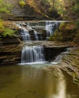Waterfall on Buttermilk Creek