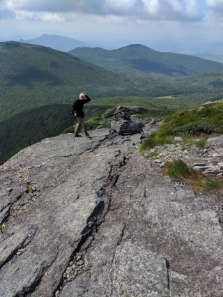 Hiking Mount Marcy in the Adirondacks