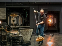 Corning Museum of Glass, always a favorite experience.