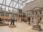 The American Wing at the Metropolitan Museum of Art.