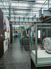 Rakow Library, Corning Museum of Glass